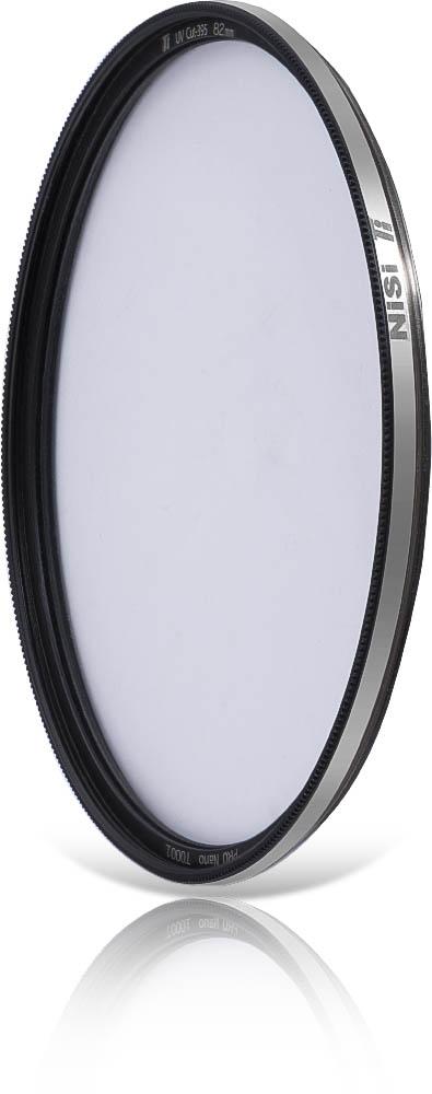 NiSi耐司-纯净钛框Ti UV镜