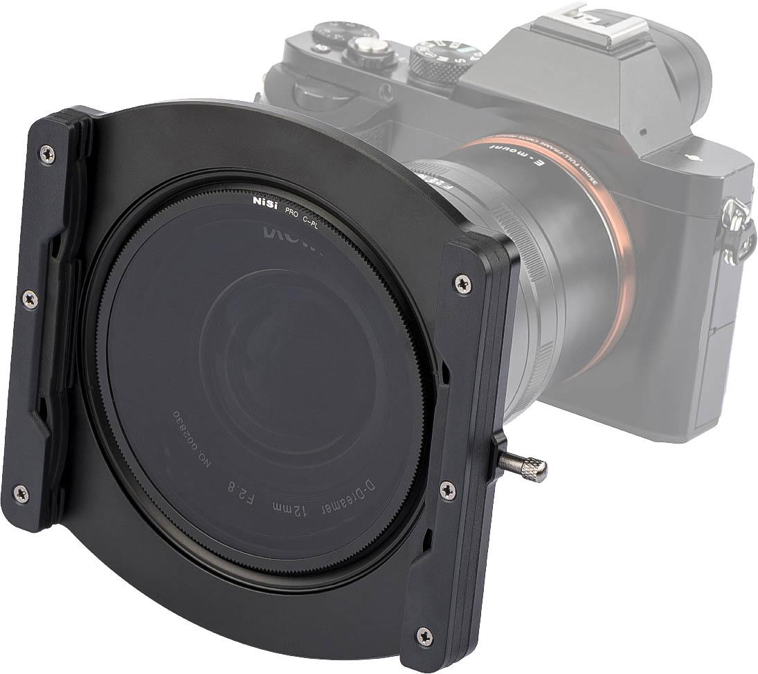 NiSi耐斯100mm滤镜支架for老蛙LAOWA 12mm F2.8