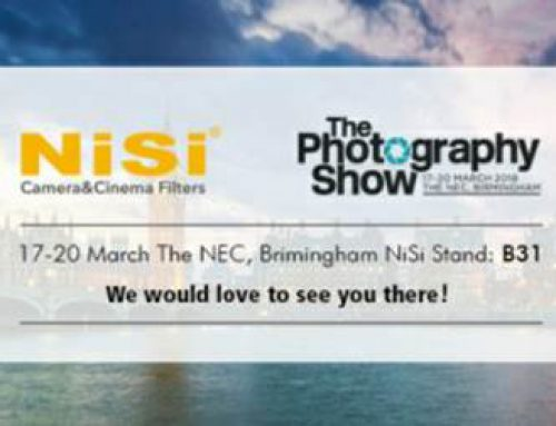 The Photography Show 2018,NiSi影像盛宴再次拉开帷幕