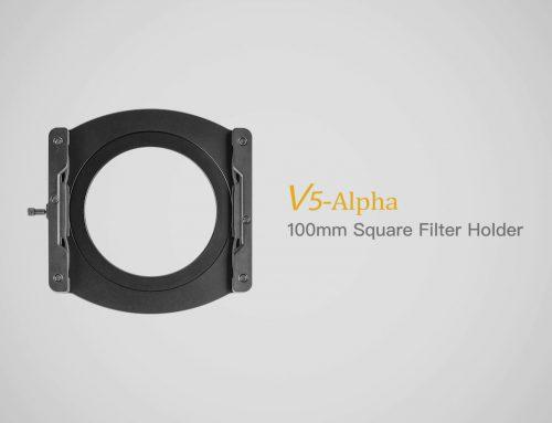 NiSi耐司推出入门级100mm滤镜支架-V5 Alpha