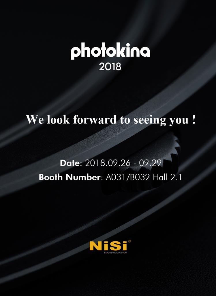 NiSi Photokina 2018