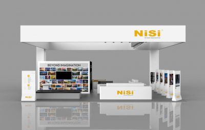 NiSi photokina展会正视图
