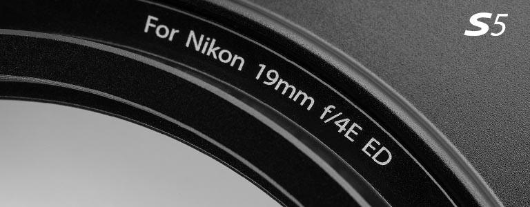 NiSi S5 150mm 方形滤镜支架系统 For 尼康Nikon 19mm F4