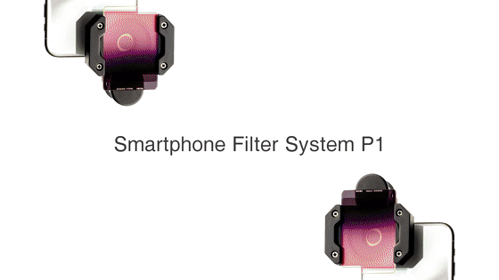 NiSi Smartphone Filter System P1