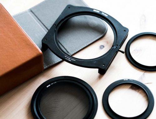 测评」NiSi V5 Pro滤镜支架和渐变镜