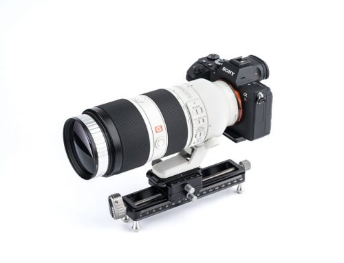 NiSi多功能微距滑轨云台和58mm近摄镜同时发布