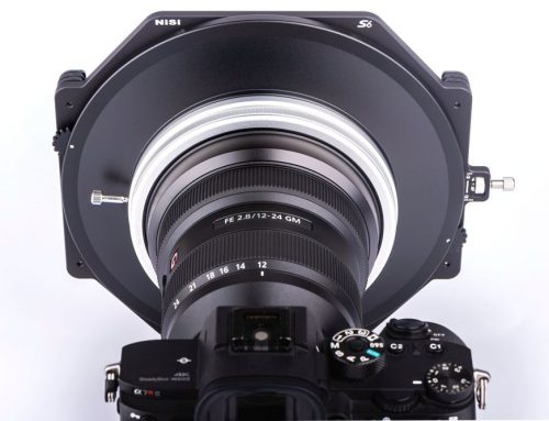 「新品」NiSi S6 for SONY 12-24 F2.8 GM滤镜系统来了