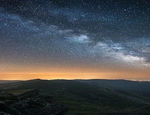 Natural night——拒绝光污染,还你一个纯净夜空!