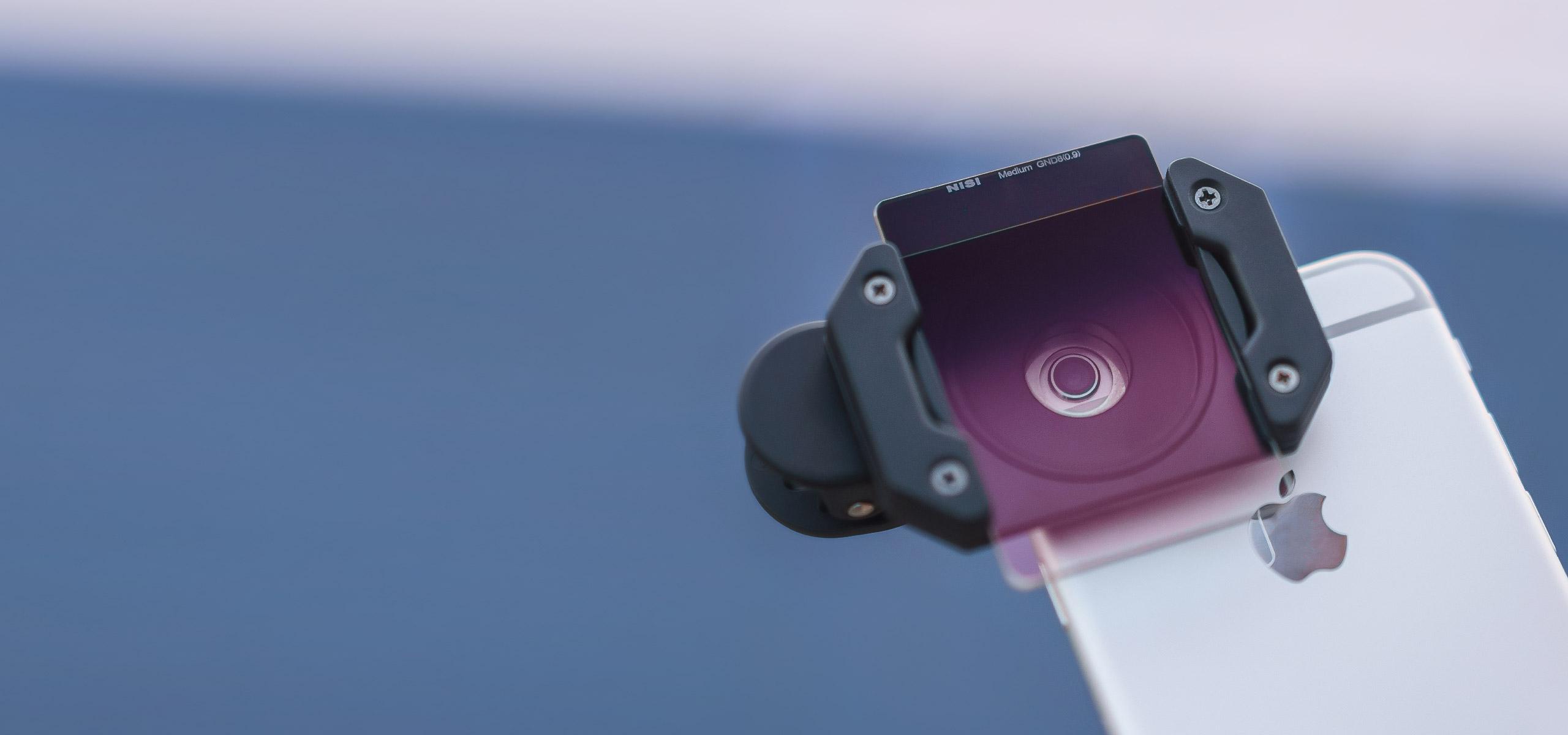NiSi Prosories P1 手机摄影滤镜套装